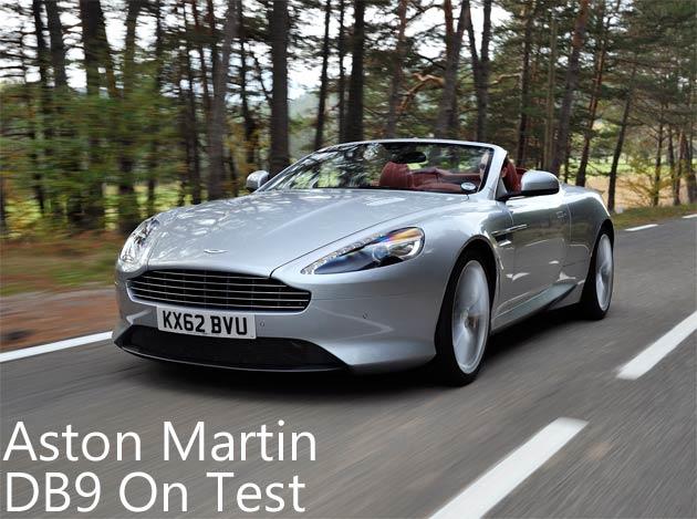On Test: Aston Martin DB9 Volante