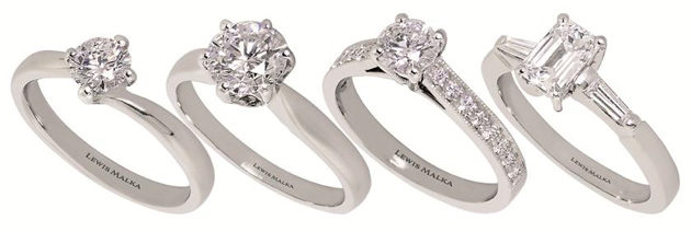 It's not always possible to buy or design a ring they'll love, which is why Lewis Malka who put this guide together is a strong believer in proposing with a diamond