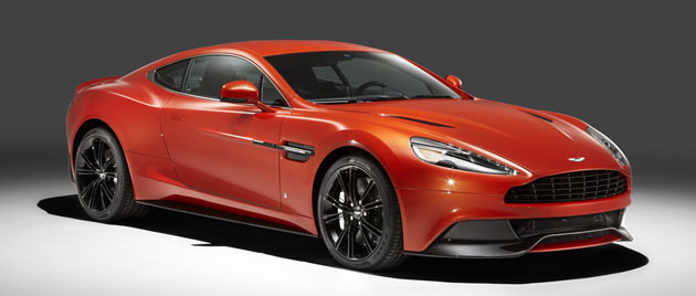 Q by Aston Martin Vanquish Coupe