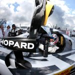 "Chopard ""Official timing partner"" of Porsche Motorsport at the Austin FIA World Endurance Championship 12"