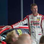 Mike Lee Enjoys The 2015 Touring Car Experience 3
