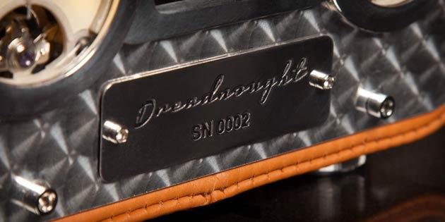 Ambrelus Dreadnought Watch Winder - Pure Horological Art