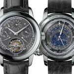 The unique Vacheron Constantin Maître Cabinotier Astronomica watch 6