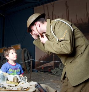 Half-Term at the Imperial War Museum Duxford