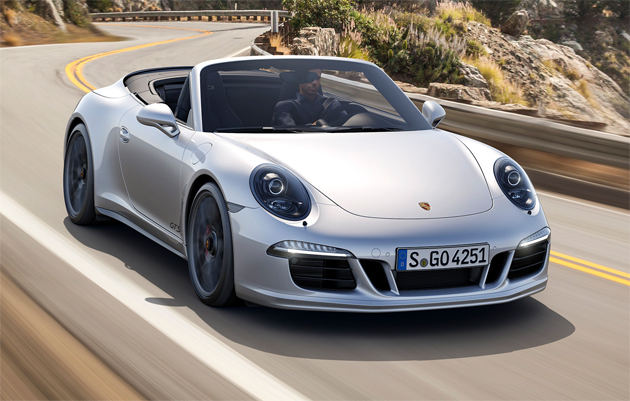 Porsche adds four new models to the legendary 911 Carerra Family