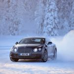 Bentley's Power on Ice - the ultimate winter ice-driving event returns for 2015 3