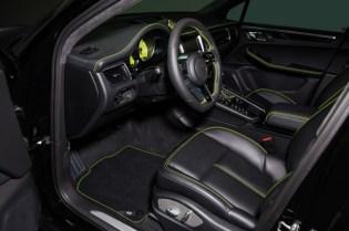 Interior Refinement for the Porsche Macan models.