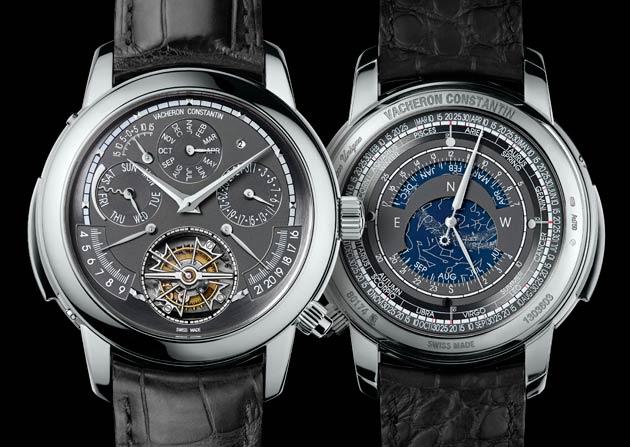 The unique Vacheron Constantin Maître Cabinotier Astronomica watch