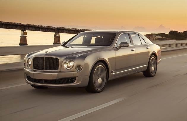 James Hutchinson explores the Bentley Mulsanne