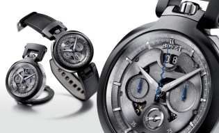 Pascal Raffy, owner of Swiss luxury watchmakers Bovet Fleurier SA 2