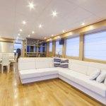 Opera star Andrea Bocelli recieves his Gamma 20 mini-superyacht 5