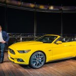 Ford introduces the all-new Mustang on the biggest stage in the world 3