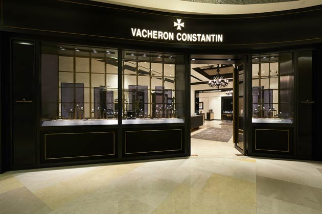 Vacheron Constantin open new boutique in the ION Orchard in Singapore