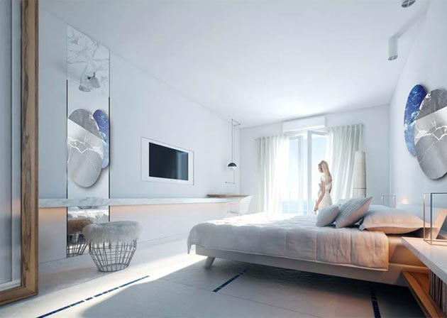 GM Architects renovates the Myconian Ambassador