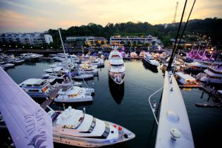 Silveryachts to appear at the 2015 Singapore Yacht Show and will debut the 77m Silver Fast Superyacht 2