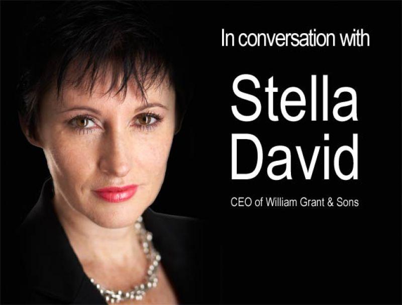 Luxurious Magazine Meets Stella David, CEO Of William Grant & Sons