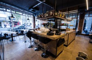 Four to Eight is a new Italian restaurant which lies in the heart of theatreland