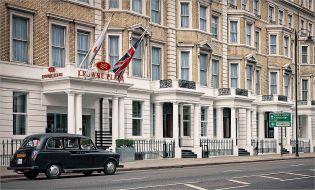The Crowne Plaza London Kensington