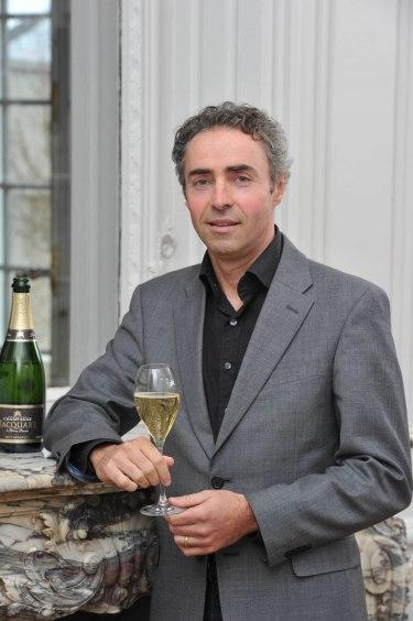 Laurent Reinteau, Managing Director Of Champagne Jacquart