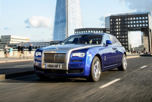 Rolls-Royce Ghost Series II wins 'Best Luxury Car' at UK Car of the Year Awards