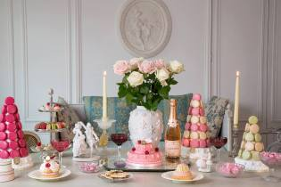 Ladurée and InterContinental Paris Le Grand the Insider Experience