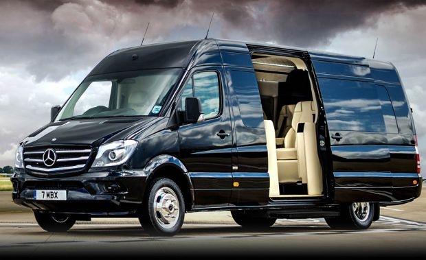 The Senzati Jet Sprinter Launches – Britain's first super-luxury people carrier