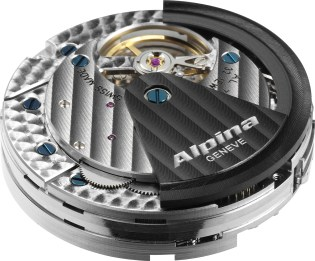 The New Manufacture Calibre AL-760