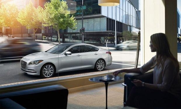 Luxurious Magazine Road Tests The All-New Hyundai Genesis