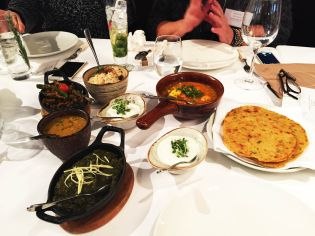 A Taste of Authentic India: Reena Patel Experiences A Vegetarian Meal Masterclass At Moti Mahal 5