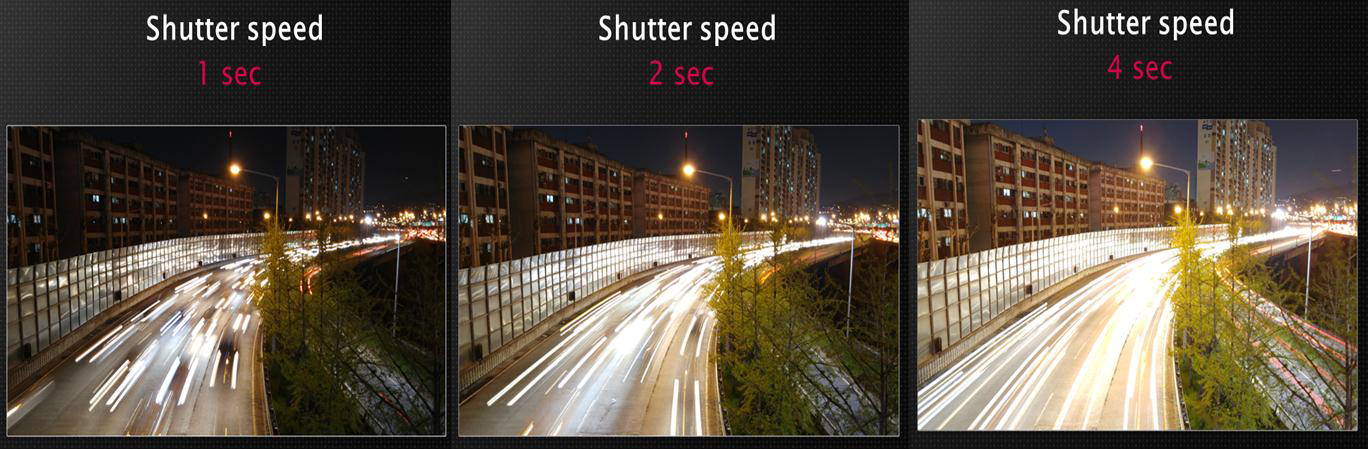 What's special about G4's camera is the Manual Mode
