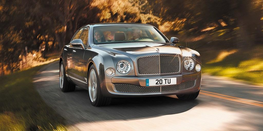 Bentley Mulsanne Speed Road Test for Luxurious Magazine