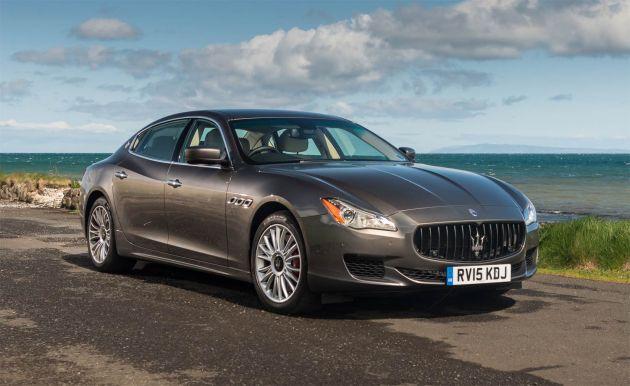 Luxurious Magazine Road Tests The Maserati Quattroporte GTS