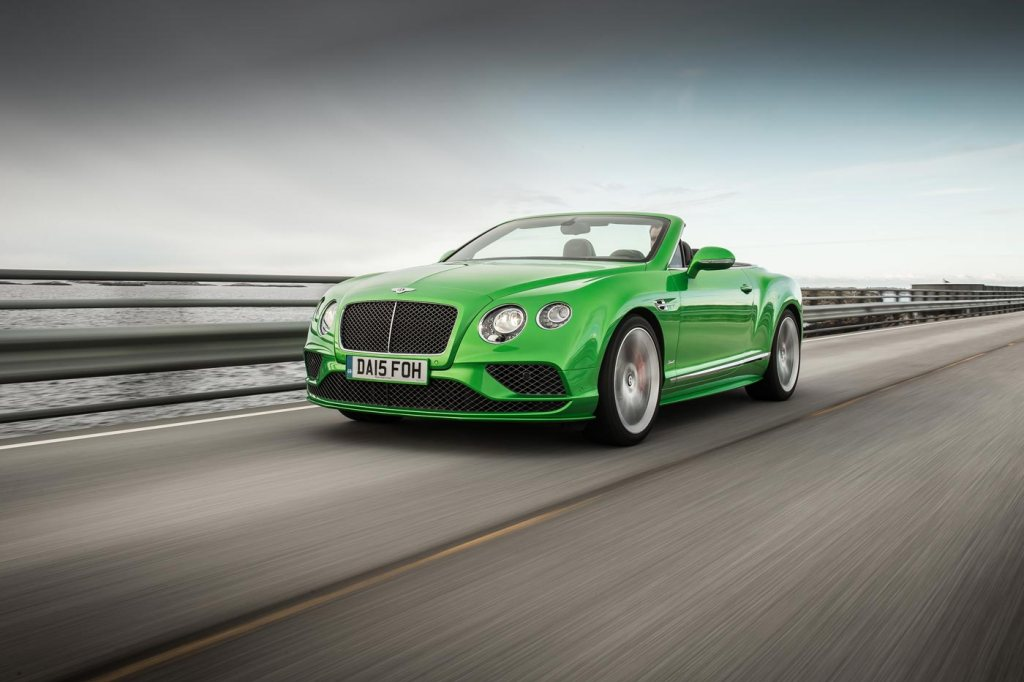 We Road-Test The All-New Bentley Continental GT Line-Up in Norway 3