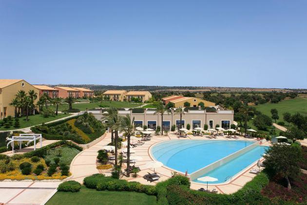 The Donnafugata Golf Resort & Spa