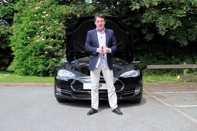 Tesla Model S Video Review