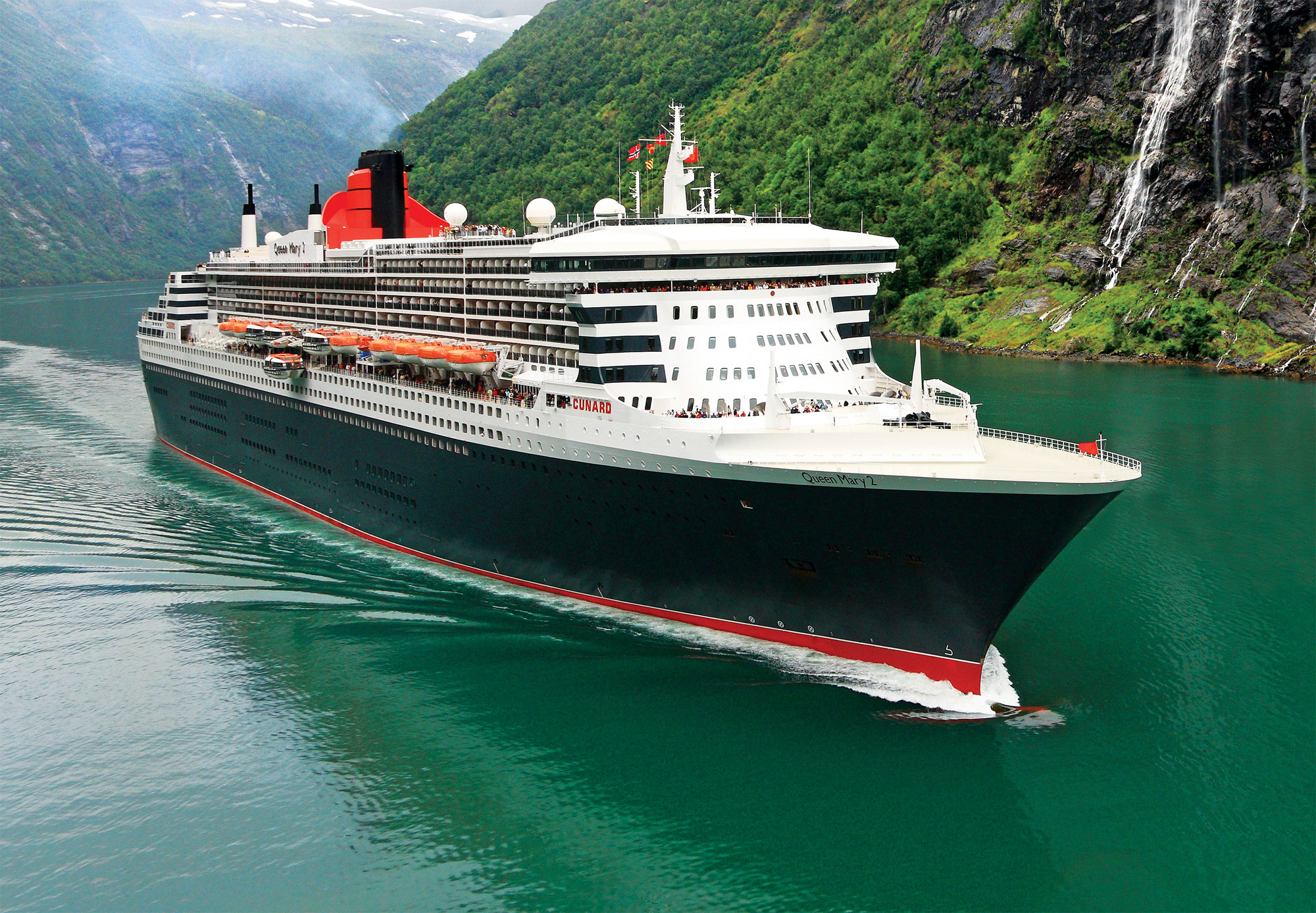 Cunard Sails Into Summer With Triple Wave Of New Premium Partnerships 3