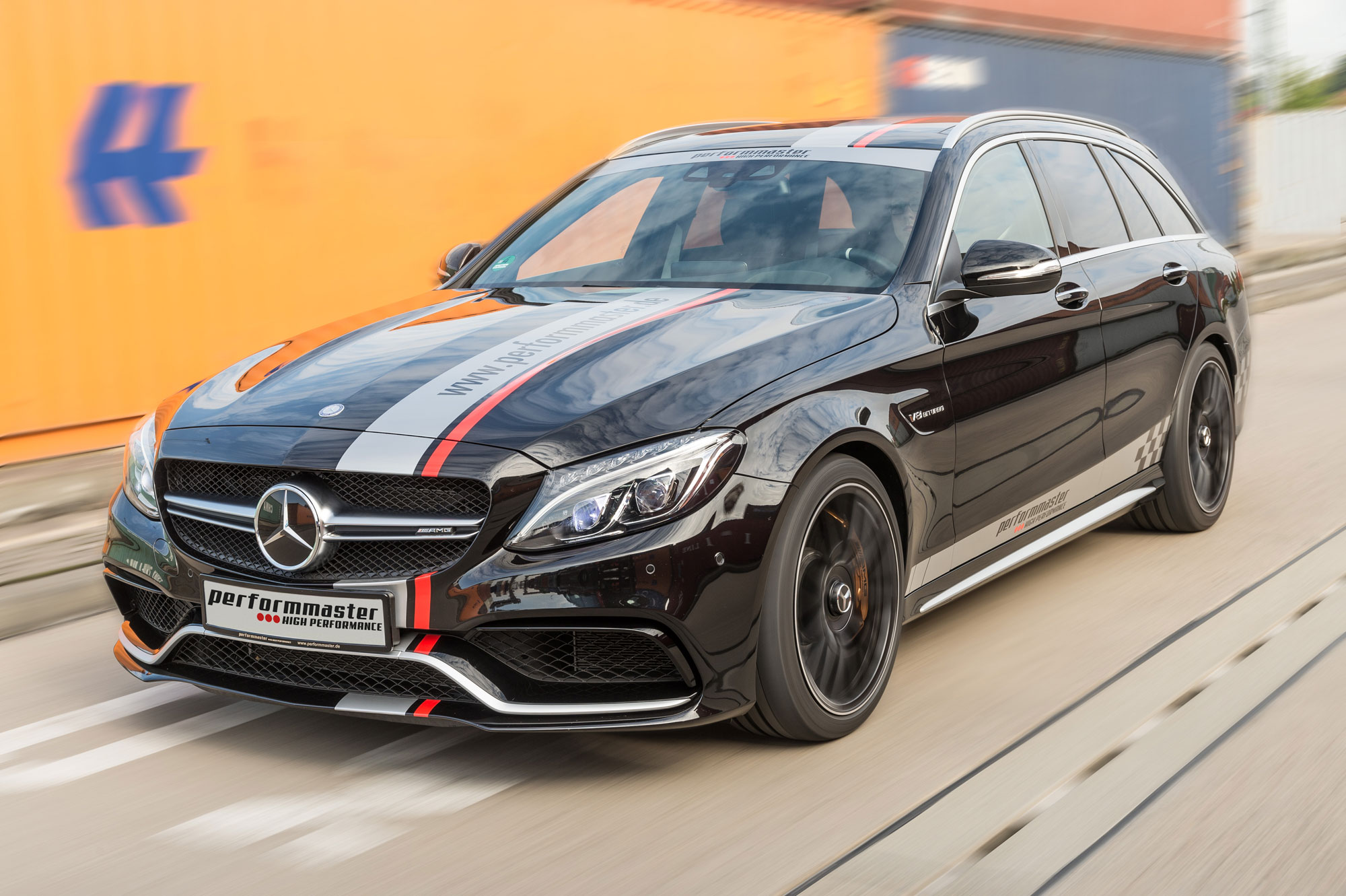 Performmaster Gets The AMG C 63 S To 612hp 5