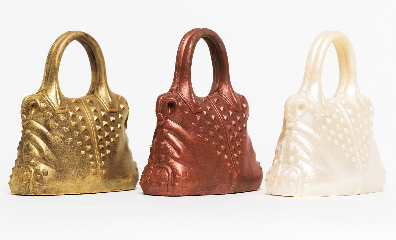 Handcrafted Chocolate Shoes And Handbags - A Perfect Gift This Xmas 5