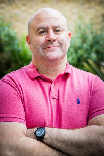Richard Turner - Restauranteur, Executive Chef And Author