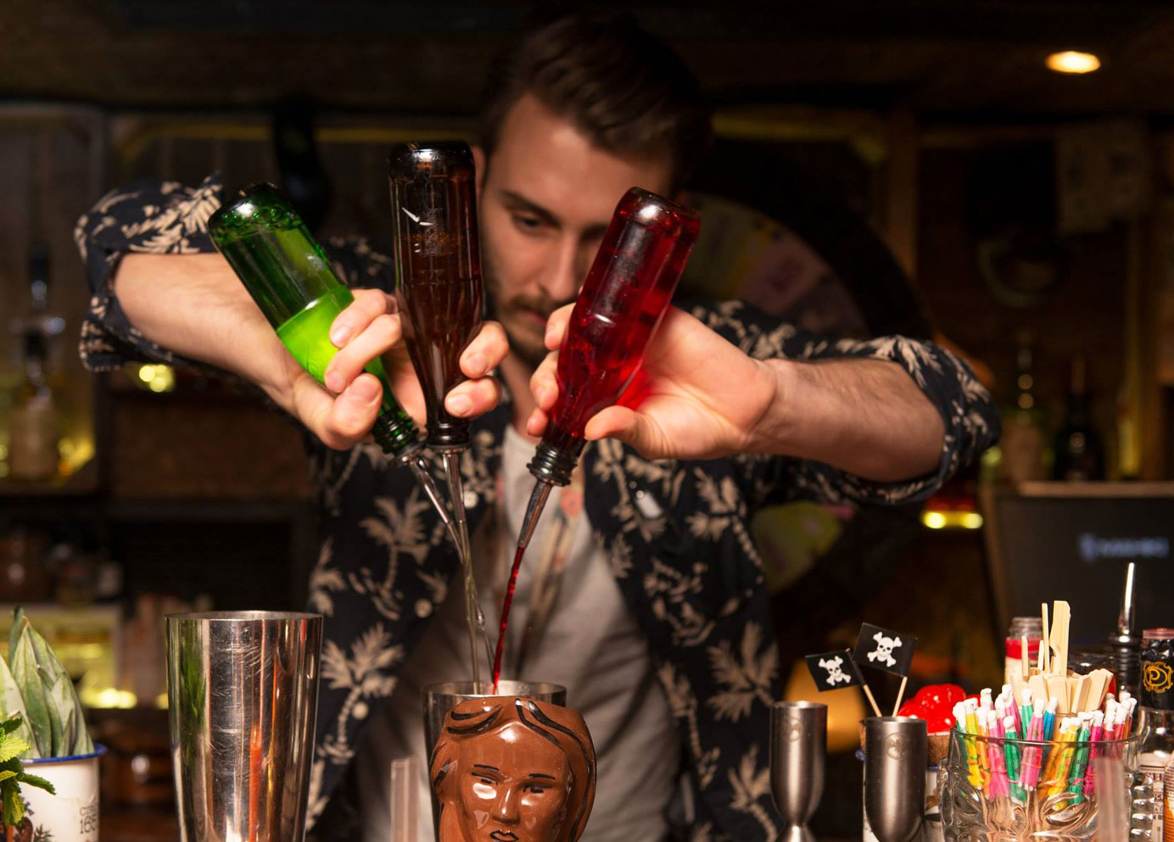 About Time: Award Nominated Clocked Celebrates in Style At Mayfair's Mahiki 10