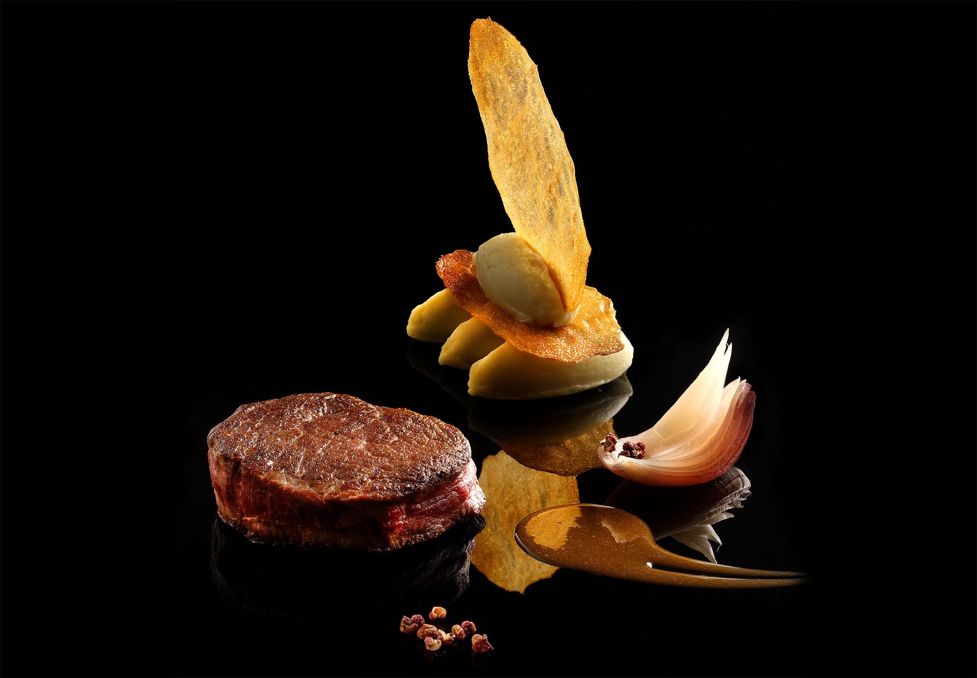 Gina Baksa Experiences The Michelin-Starred Restaurant Azimut In Courchevel 6