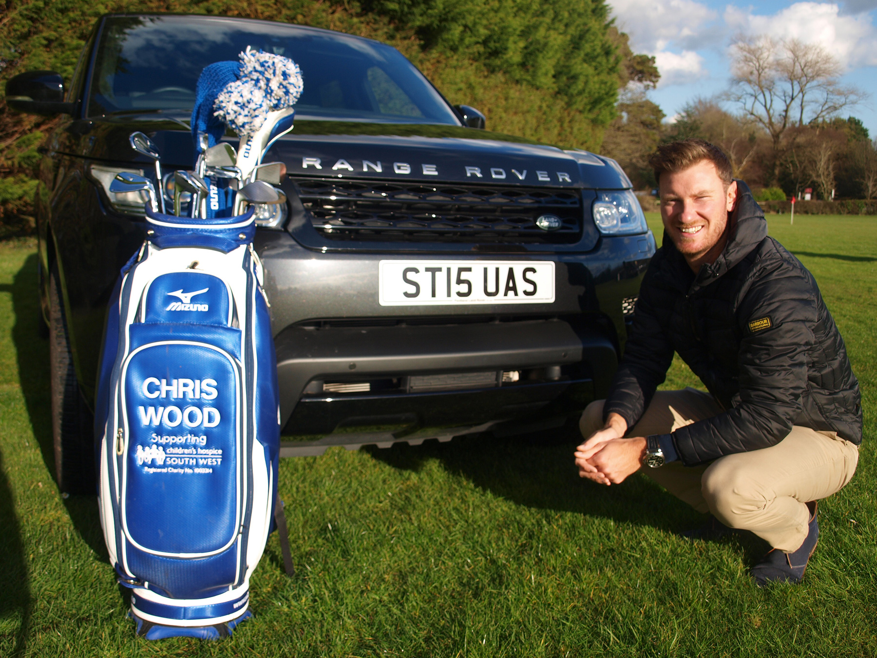 Interview With Chris Wood, Professional Golfer 8