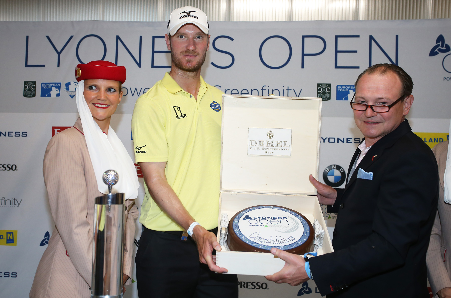 Interview With Chris Wood, Professional Golfer 7