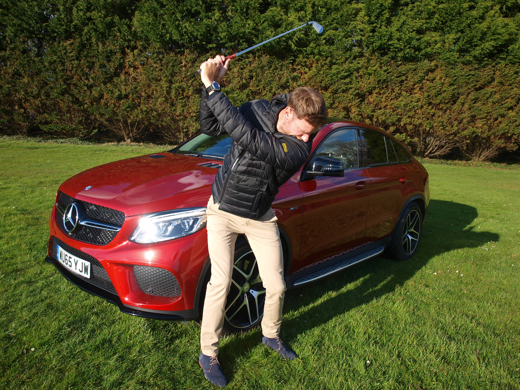 Interview With Chris Wood, Professional Golfer 10
