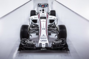 Glamour on a plate for Formula One foodies 19