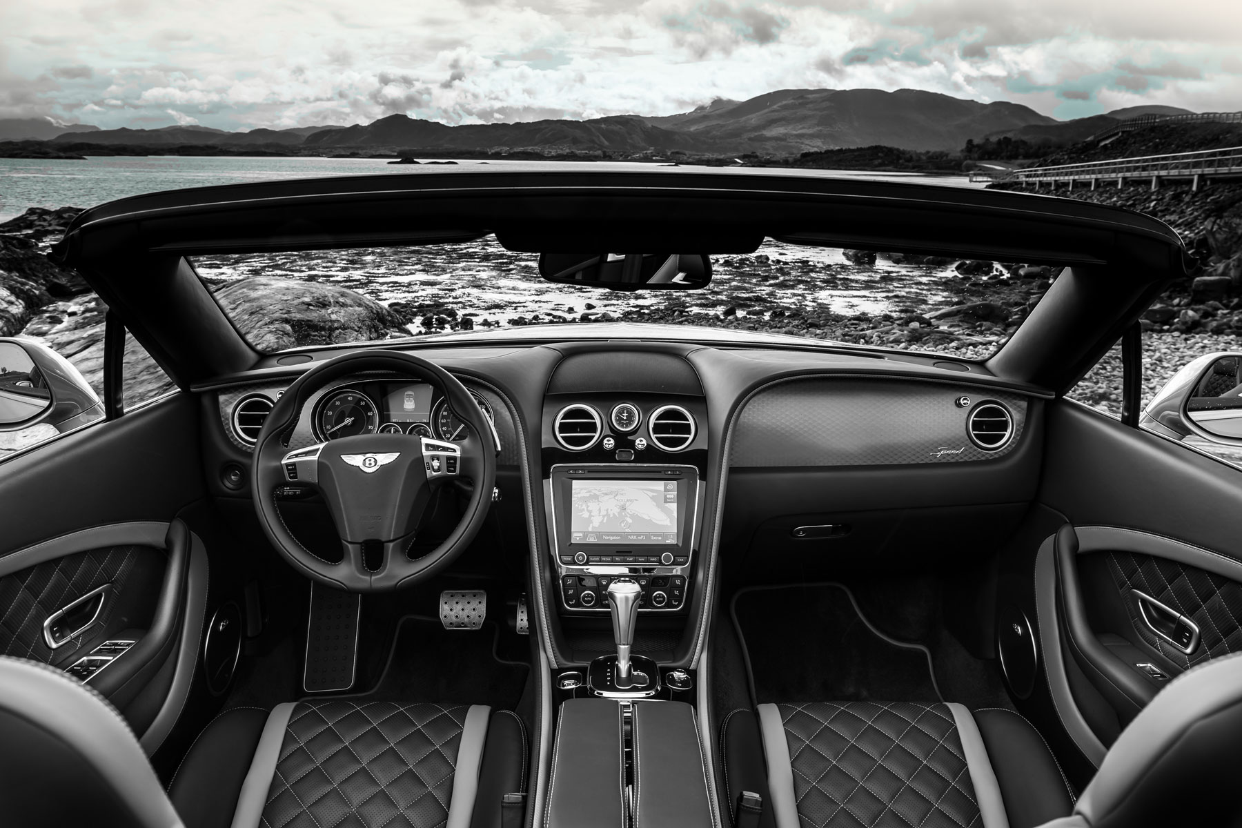 Bentley Continental GT Speed Convertible Road Test 11
