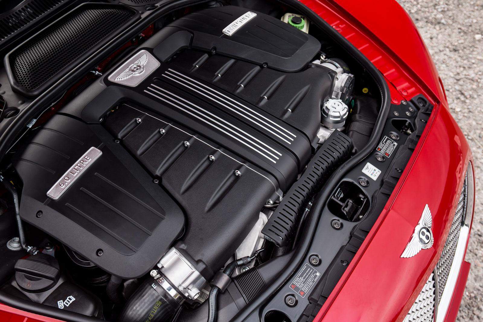 Bentley Continental GT Speed Convertible Road Test 10