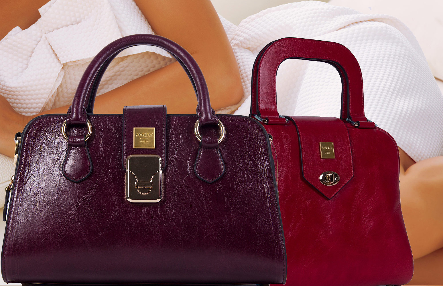 The Avery Verse Collection Of Eco-Friendly Luxury Handbags