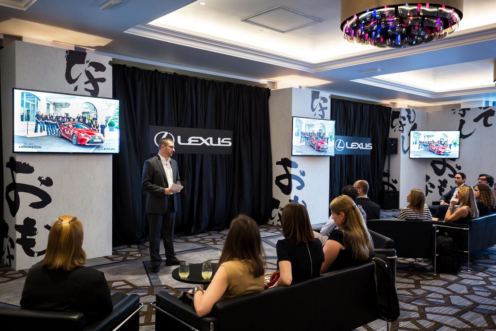 The Lexus 'Sense The Anticipation' Lifestyle Experience In Switzerland 8
