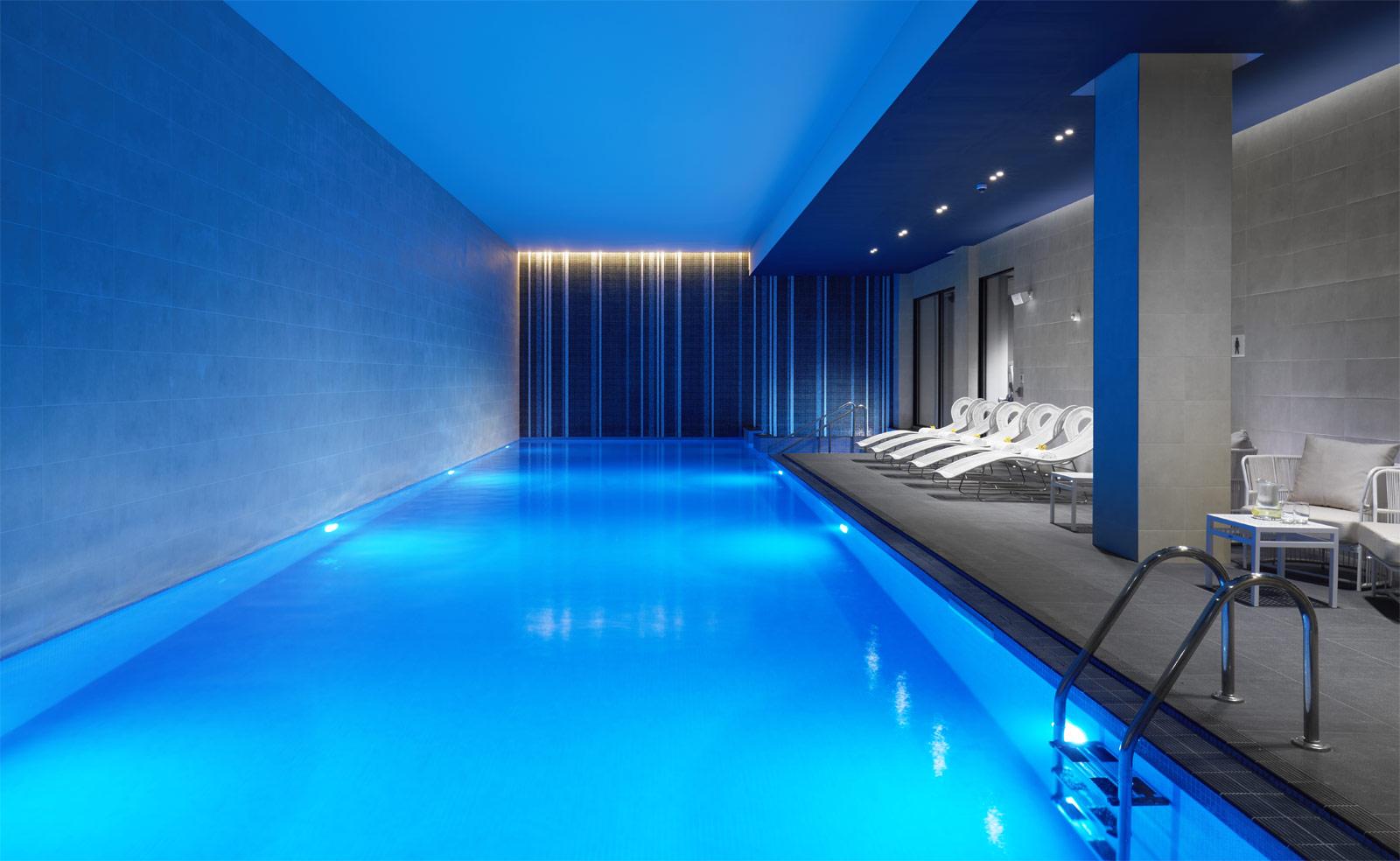 Hilton London Bankside Swimming Pool